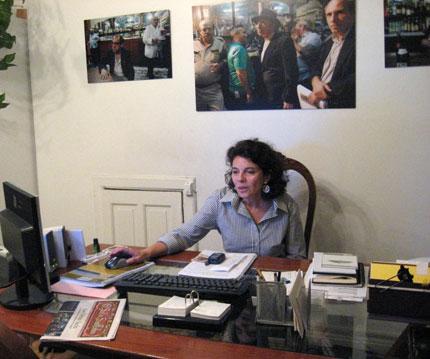 Silvia Tagliaferri, de Propia Inmobiliaria