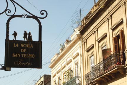 La Scala de San Telmo