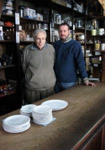 Esteban y Marcelo Cuevas, dueños