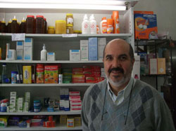 Hugo de la Farmacia RICAMON